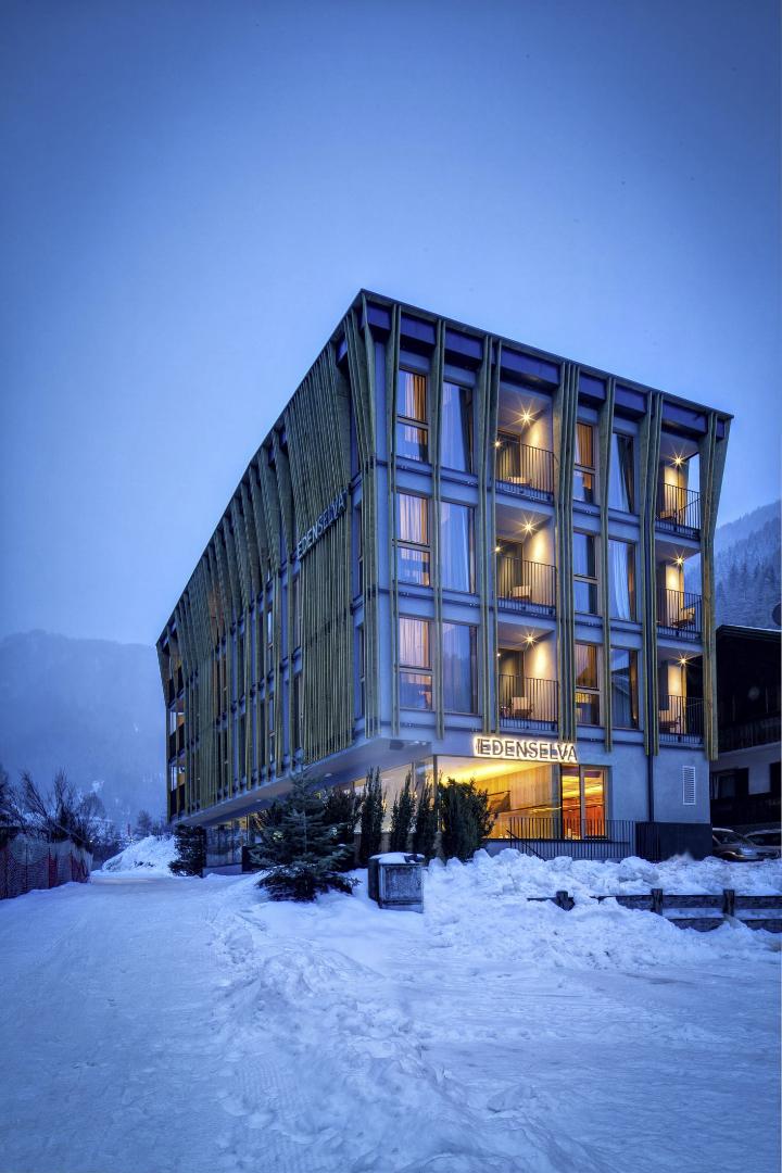 Eden selva mountain design hotel alfred tschager photography for Design hotel eden